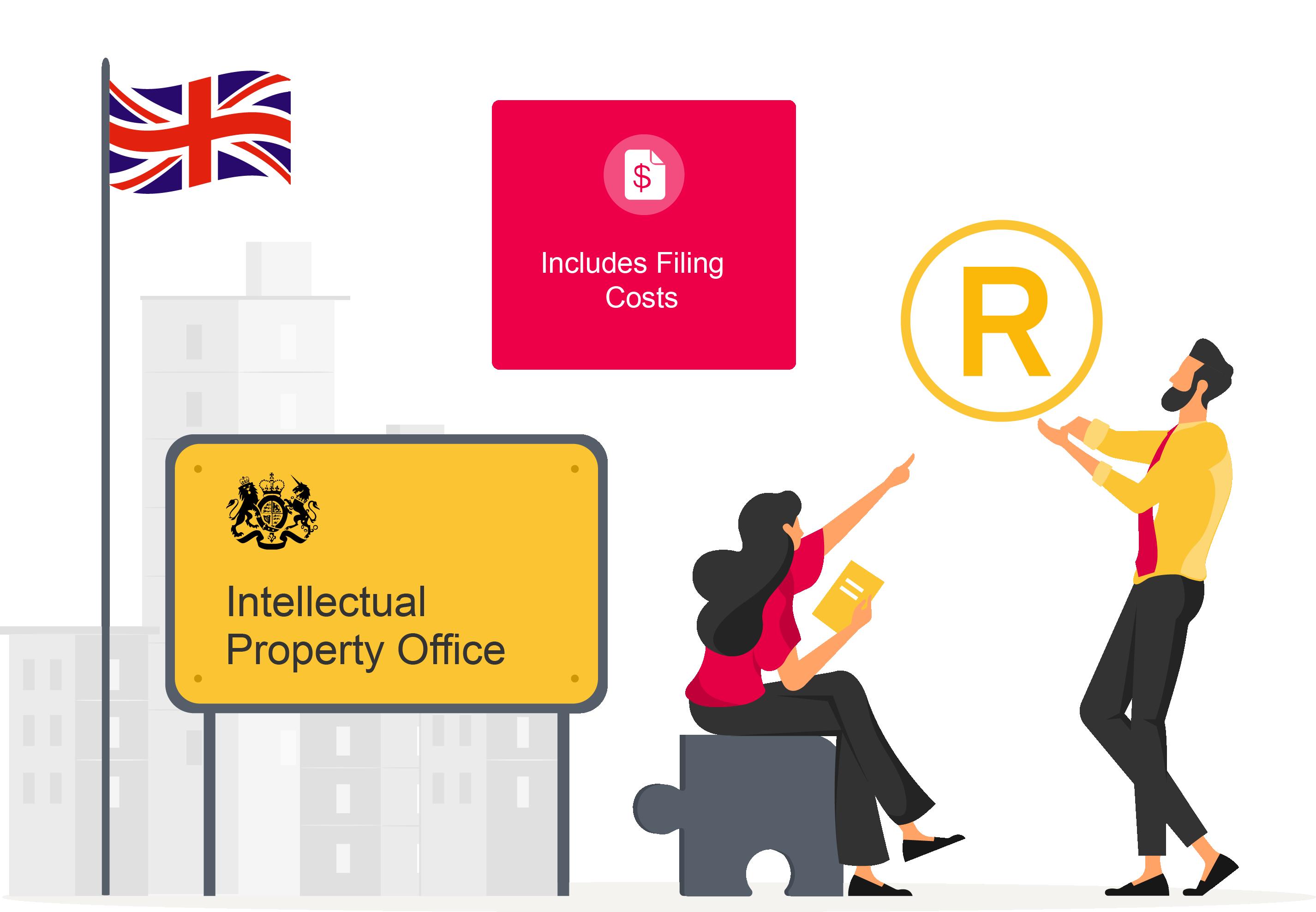 Register a Trade Mark in UK Registry
