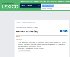 What is content marketing, exactly