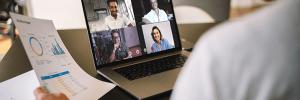 Virtual Events Platform Hopin