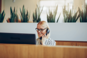 What is a VoIP-enabled phone